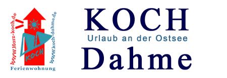 Ferienwohnung Koch - Dahme
